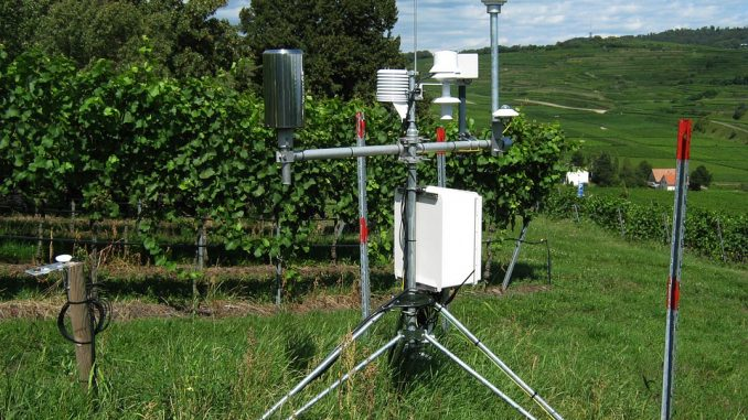 Home Weather Tracking Devices
